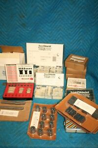 Fair Rite Ferrite Core Rfi Emi Noise Filter Snap Cable Lot Assorted Builders Kit