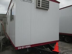 Used 2007 824 Mobile Office Trailer S 0714186 Kc