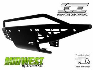 Ici Baja Prerunner Front Bumper Fits 2009 2014 Ford Eco Boost
