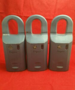 Lot Of 3 Ge Supra Ibox Real Estate Lockbox used r1