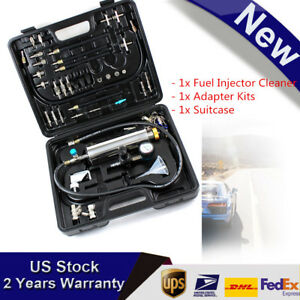 C100 Non dismantle Injector Cleaner Tester Fuel System For Petrol Car