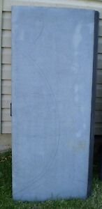 02 13 Chevy Avalanche Escalade Ext 1 Hard Tonneau Bed Cover Panel Oem Rare