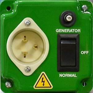 Ez Generator Switch Generator Manual Transfer Switch Universal Ul csa Approved
