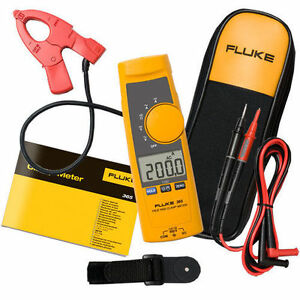 Usa Seller Fluke 365 Detachable Jaw True rms Ac dc Clamp Meter