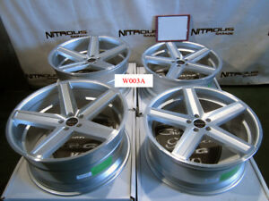 22 Giovanna Dramuno 5 Concave Bentley Continental Gt Flying Spur Wheels W003a
