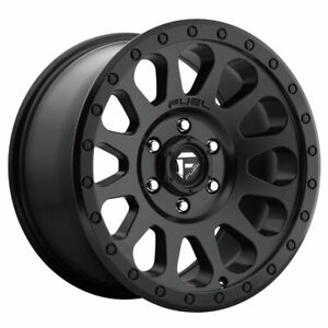 Fuel Vector D579 Rim 18x9 6x135 Offset 20 Matte Black Quantity Of 4