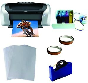 Epson Printer C88 Ciss Sublimation Material Kit