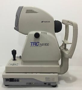Topcon Trc nw100 Non mydriatic Retinal Camera Ship World Wide