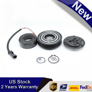 Fit For 94 02 Dodge Dakota 3 9l 5 9l Ac A C Compressor Clutch Pulley Kit