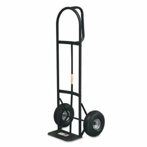 Milwaukee 800 pound Capacity D handle Hand Truck With 10 inch Pneumatic Tires