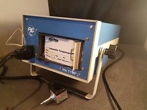 American Aec 85tt Test Tympanometer the Tymp Untested