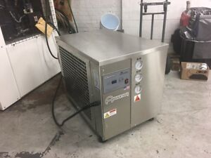 2016 Advantage 2 Ton Air Cooled Glycol Chiller Never Used 0 Hrs Brewery Low Temp