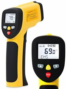 Temperature Gun Ennologic Dual Laser Non contact Infrared Thermometer 58 f To