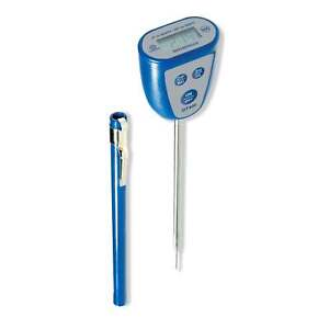 Dt400 Waterproof Thermometer With Quick Responding Tip
