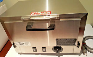 Autoclave Sterident 200 Dry Heat Sterilizer Dental Stainless Steel New In Box