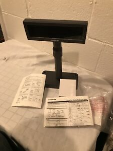 Bixolon Bcd 1000sg Pole Mounted Point Of Sale Pos Customer Display