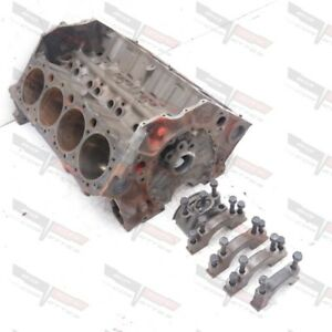 Chevy Small Block 350 4 Bolt Main Bare Engine Block Standard I 6 1 Tbl 1969 1979