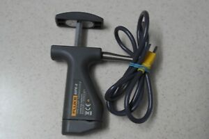 Fluke 80pk 8 Pipe Clamp Temperature Probe Type k Thermocouple 20 f To 300 f