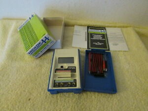 Vintage New Hickok Lx 303 Digital Multimeter Nos