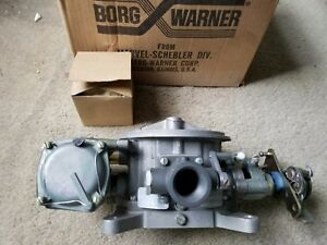Marvel Schebler Carb Borg Wagner Lp Conversion Carburetor Farm Tractor Truck C