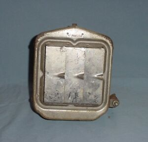 Vintage Antique Heater Model A T Ford Hot Rat Rod Hadees Trop Aire Mccord