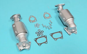 Fits 2006 2007 2008 Honda Ridgeline 3 5l V6 D S P S Catalytic Converter Set