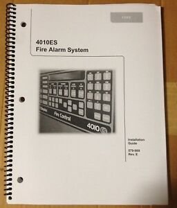 Simplex 4010 9402 Fire Alarm Control Panel For 4010 Fire System Brand New