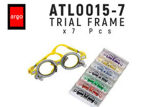 Trial Frames multi Color Fixed P d meter 58 60 62 64 66 Atl0015 7