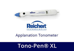 Reichert Tonopen Xl Applanation Tonometer Ophthalmic Equipment New