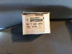 Murray siemens Mpp2200km Circuit Breaker New In Box 65 000aic