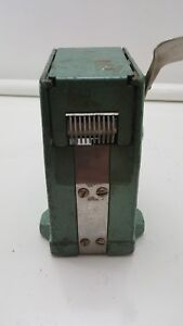 Mod Scotch Tape Manual Definite Length Dispenser Minnasota Mining 92 S 1 Mcm