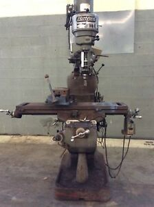 Hartford Milling Machine 1988 2s