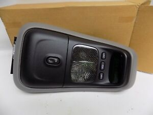 New Oem 1999 2001 Ford Mercury Overhead Roof Console Assembly Lamp Mode