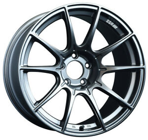 19 Staggered Ssr Gtx01 Silver Wheels 5x4 5 350z 370z G35 Coupe 19x9 5 19x10 5