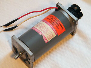 Hitachi ltd Permanent Magnet Motor 33w Output