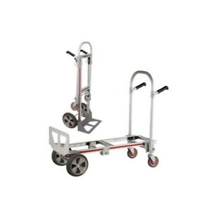 Magliner Grip Handle 14 Nose Gemini Jr Convertible Hand Truck Gmk16aa3 A Nose