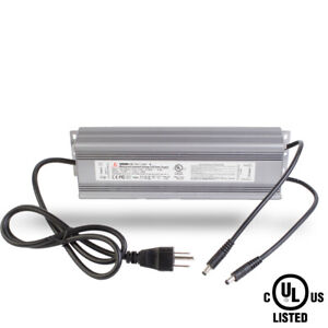 Ul Listed 150w 24v 6 25 Power Supply Waterproof Ip67 Driver For Led Light