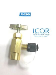 Icor International Inc R290 Can Taper Made For Icor R290 Cans Hc Vlv R290 S