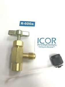 Icor International Inc R600a Can Taper Made For Icor R600 Cans Hc Vlv R600s