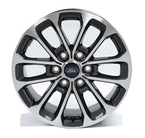 4 New Takeoff 2018 Ford F150 Fx4 18 Factory Oem Gray Machined Wheels Rims
