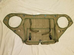 Military Jeep M151 M151a2 Woodland Brown Artic Winter Grille Grill Cover N o s