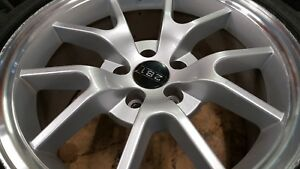 2003 2004 Mustang Cobra Fr500 Wheel Rim Tire 18x9 265 35 18 Gt