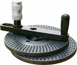 The Dividing Plate For 16 Rotary Tables