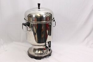 Farberware 155a 55 Cup Stainless Steel Automatic Perculator Coffee Urn 1150 Watt