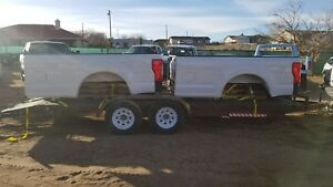 2017 Ford Super Duty F250 New Take Off 8 Truck Bed Tailgate Bumper 8 Foot