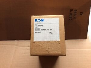 Easton cutler Hammer Kt3300t Trip Unit For Kd And Hkd Circuit Breakers New