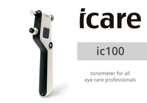 Icare Ic100 Tonometer Tonopen Ophthalmic Equipment New