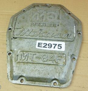 Multiquip Mikasa Jumping Jack Tamper Front Cover Packing Mt 84f 361010070