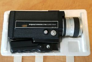 argus cosina 718 super eight camera