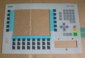Siemens Op37 6av3637 1ll00 0ax1 Membrane Keypad Keys Film Simatic Panel Plc New
